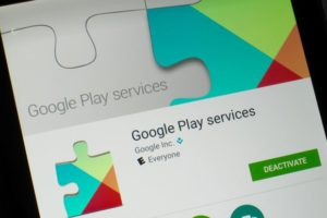 Update Google Play Services
