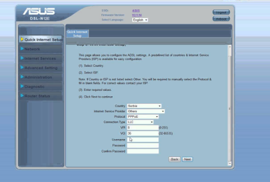 192.168.0.1 – 192.168.o1 Router Default