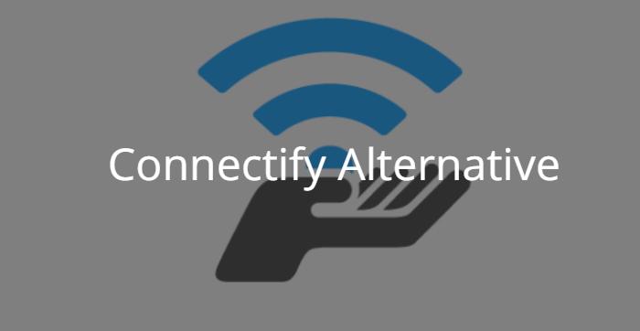 Connectify Alternative