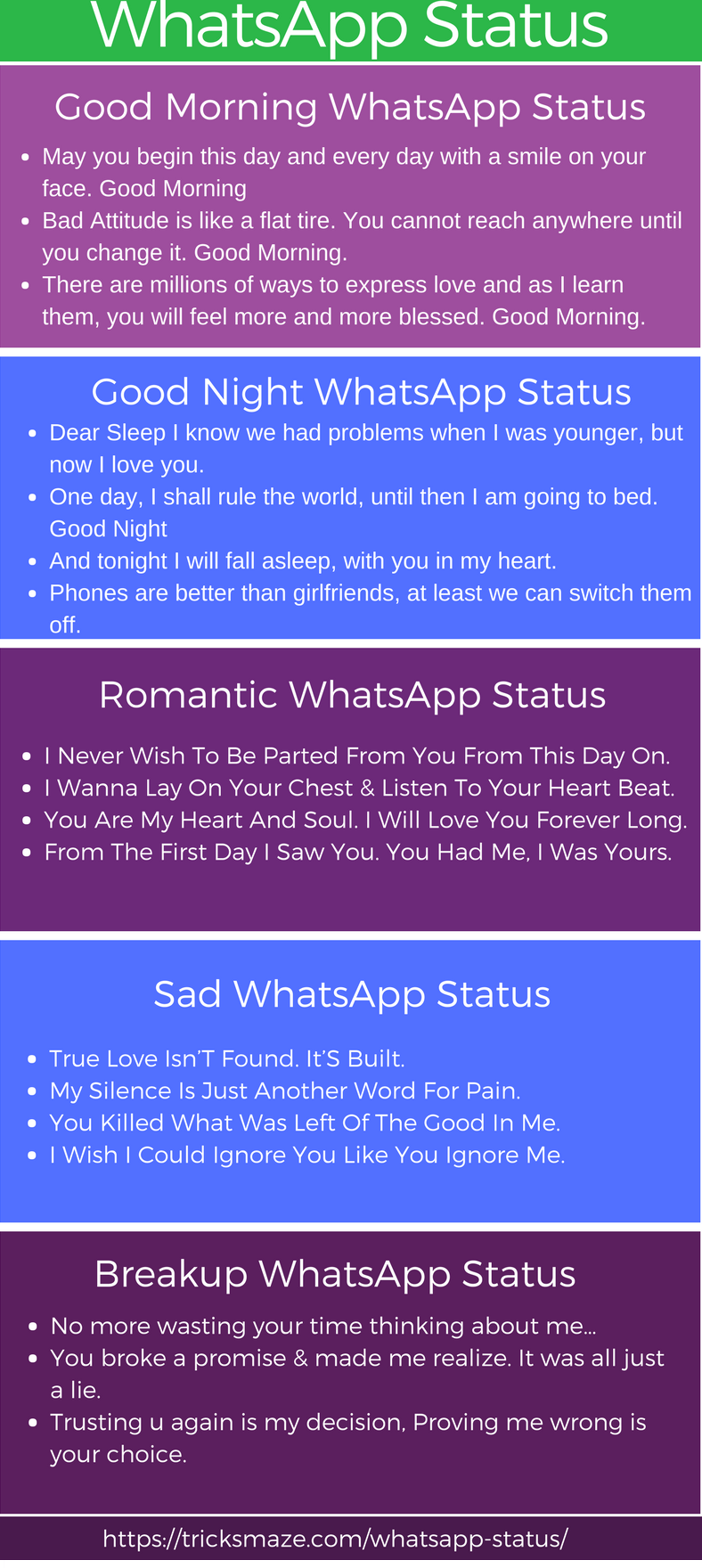WhatsApp-Status 2019