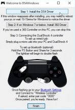Sync PS4 Controller Windows 10