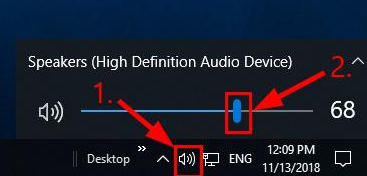 Windows Sound not working