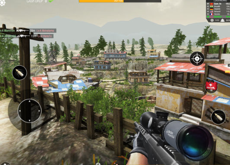 Bullet Strike Sniper 3D PvP ios