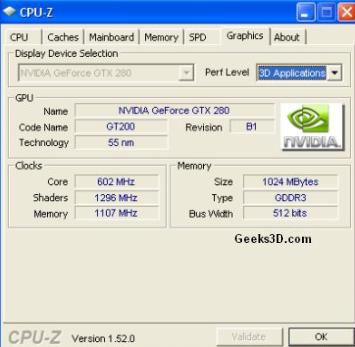 CPU-Z and GPU-Z