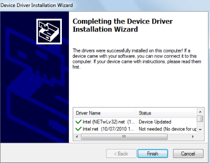 Install another Ethernet driver