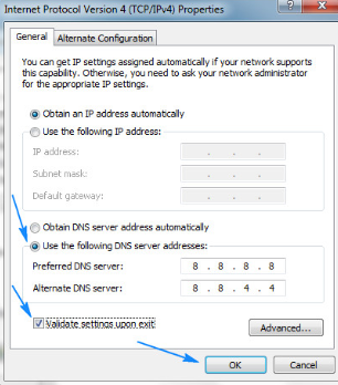 automatically get an IP address