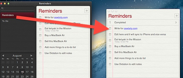 Todolist - Best Productivity Applications for Mac