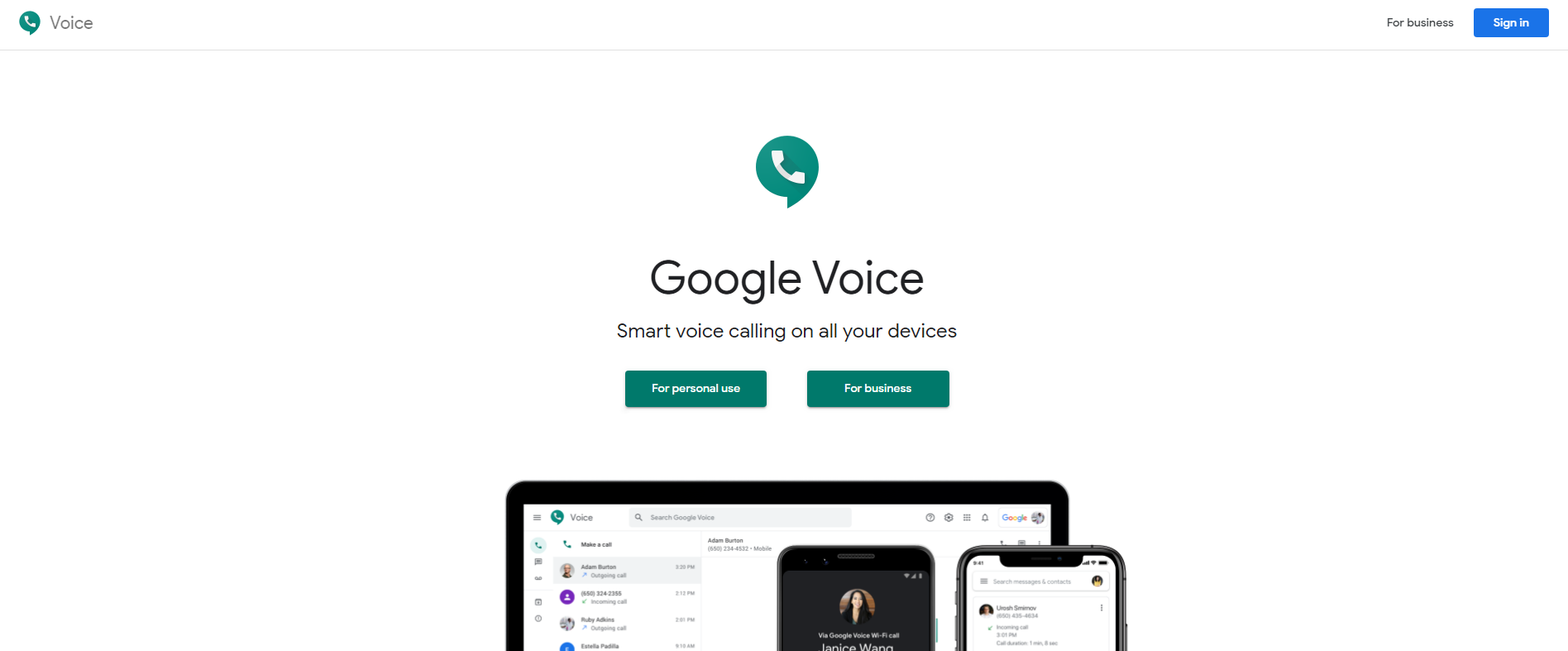 Google Voice Recorder App on Android ...