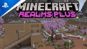 Minecraft Realms Plus