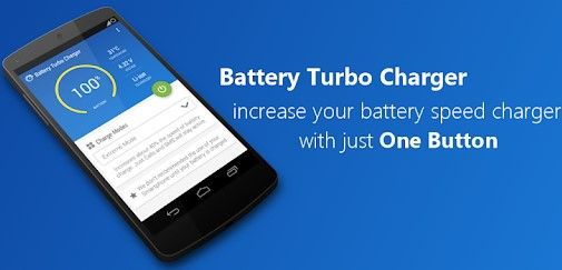Battery Turbo Charger - Charge Optimizer