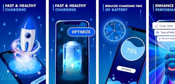 Fast Charger - Charge Battery Fast