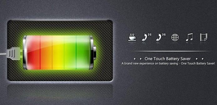 One-Touch Battery Saver