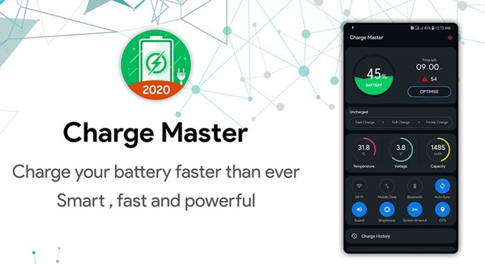 Super Fast Charging - Charge Master